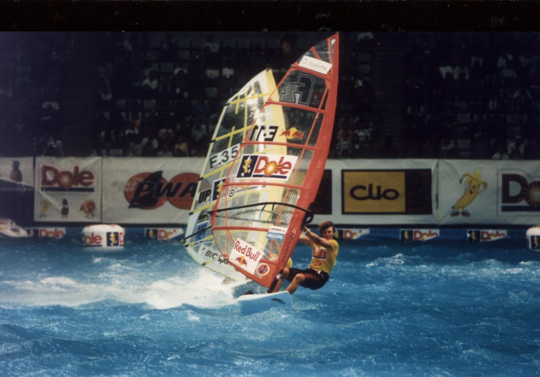 windsurf indoor